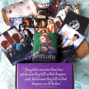 july 2020 fairyloot overview