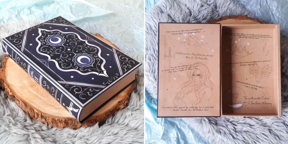fairyloot november 2019 secret book
