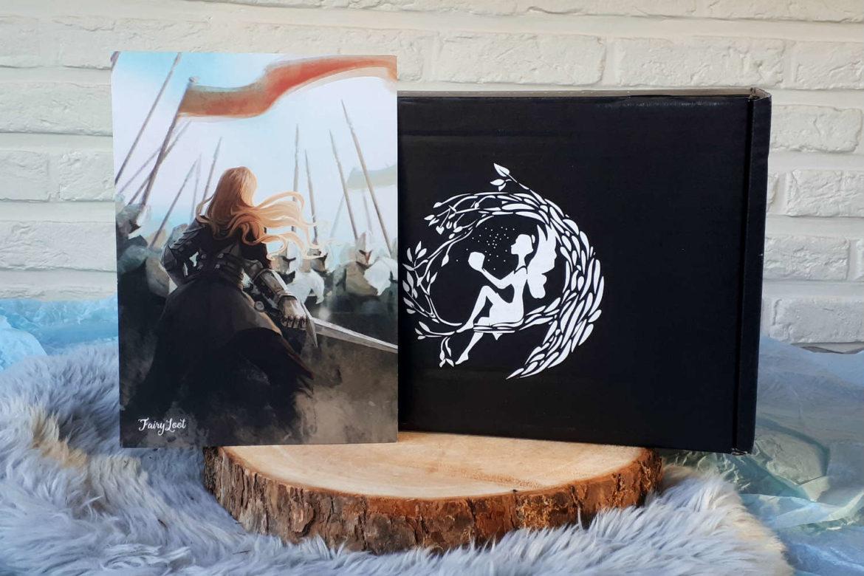 december 2019 fairyloot cover