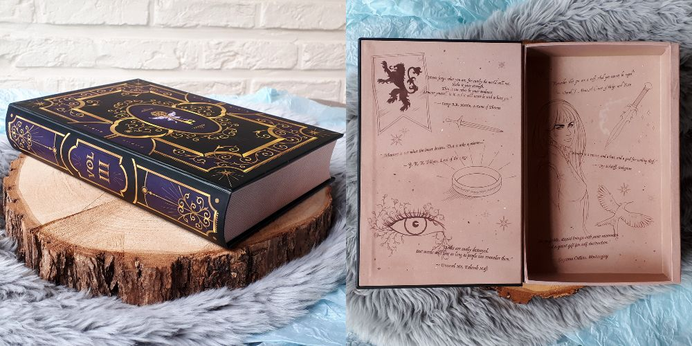 april 2020 fairyloot secret book