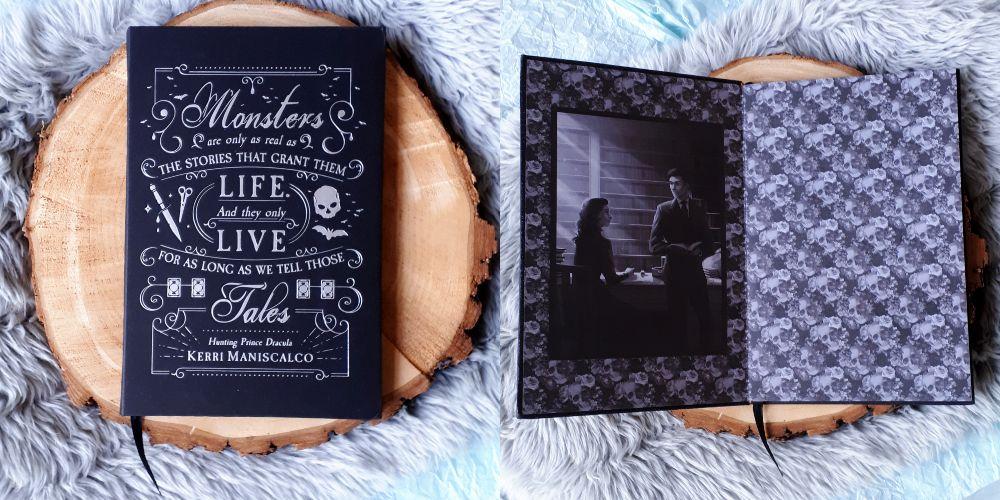 august 2020 fairyloot notebook