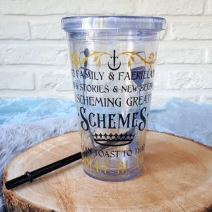 March 2020 Fairyloot tumbler cup