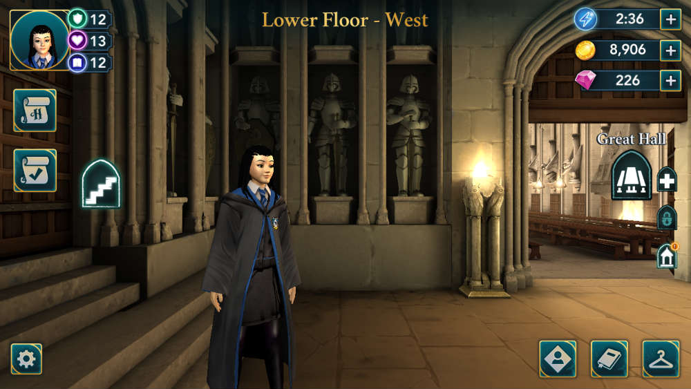 Hogwarts Mystery - Harry Potter and the Depleted Energy