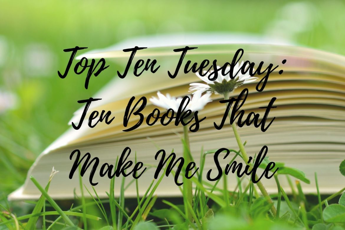 ttt books that make me smile