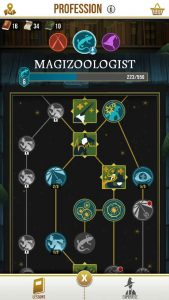 wizards unite skill tree