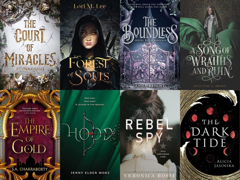 june 2020 books