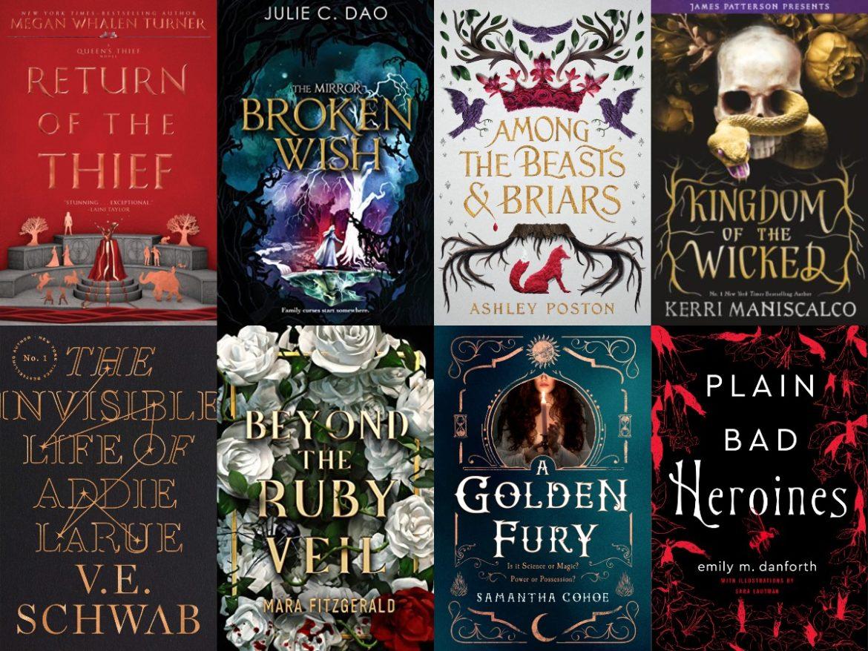 october 2020 books