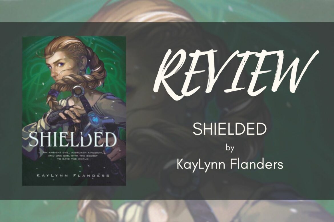 Shielded Book review